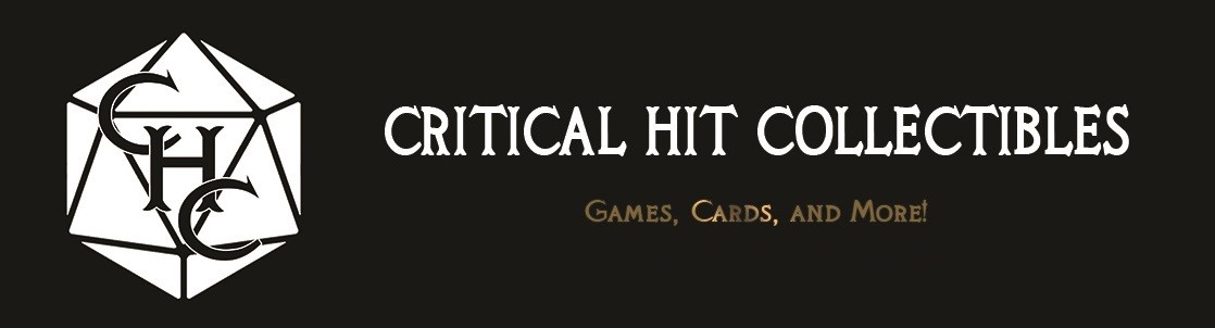 Critical Hit Collectibles